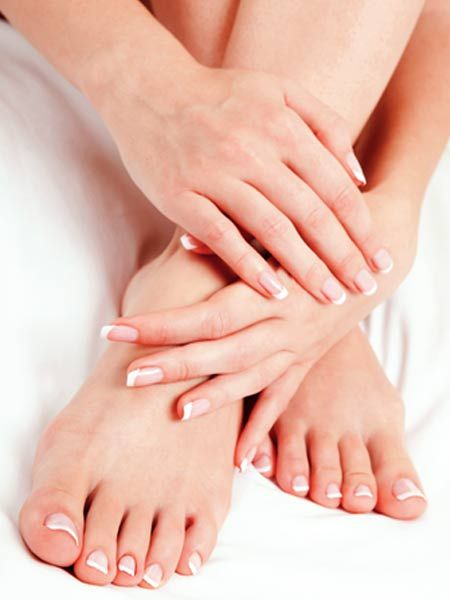 Hand and foot scrub image